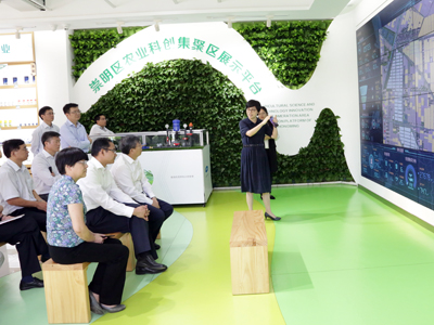 上海市崇明区:打造封闭式管控体系,实现绿色农药全程管控