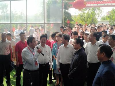 """河南省:以绿色扶贫为突破点,扎实开展""""三品一标""""品牌建设与监管工作"""